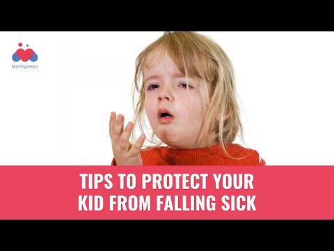 Tips To Protect Your Child From Getting Sick