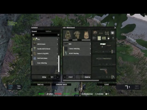 Arma 3 playing be for work