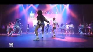 Venny 7/11 (afrodance)  - GDC Amsterdam - Eindshow PARTY 2018