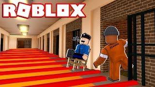 ROBLOX PRISON ESCAPE OBBY