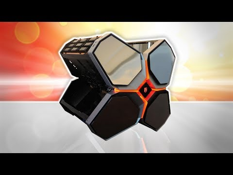 DeepCool Limited Edition QuadStellar Case