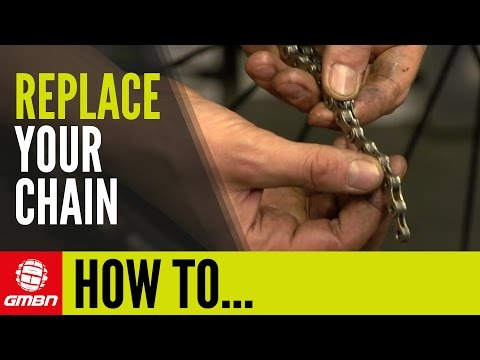 How To Replace Your Chain - MTB Maintenance
