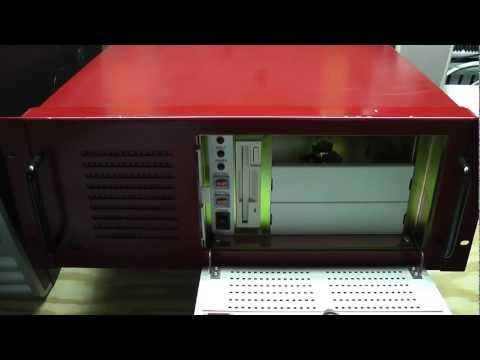Home PBX Server - Part 1 - Server Build