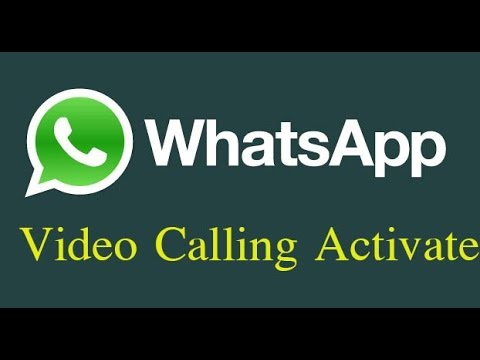 WhatsApp big update video calling official is Now available