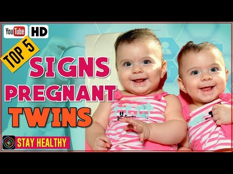Top 5 Signs You're Pregnant With Twins