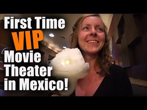 #89. Going To The Movies in Mexico - VIP Movies Mexico, Vamos! (Guadalajara)