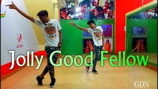 Jolly Good Fellow Video Song | Jolly LLB 2 | Akshay Kumar | choreography by || GDN | wingz academy