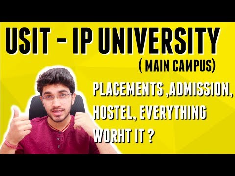USIT - IP UNIVERSITY   PLACEMENT   ADMISSION   EVERYTHING