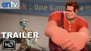 Wreck It Ralph Official Trailer [HD]: John C. Reilly Travels Through Video Games As A Hero