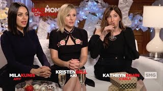 a bad moms christmas cast plays never 1 year ago