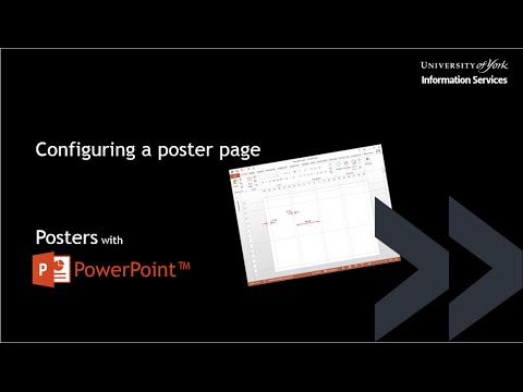 PowerPoint Posters - Configuring the page