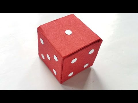 How To Create A Fun Dice Box - DIY Crafts Tutorial - Guidecentral