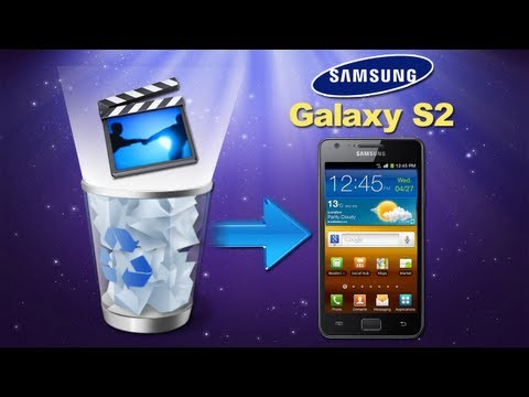 Galaxy S2/S3/S4 Video Recovery: How to Recover Deleted Videos on Samsung Galaxy S2/S3/S4?