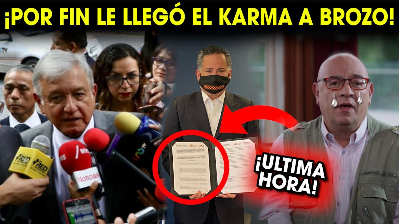 ¡LE LLEGÓ EL KARMA A BROZO! INESPERADA DECISIÓN DE SANTIAGO NIETO SORPRENDIÓ AL PRESIDENTE ¡AL BOTE!
