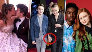 PAREJAS de Stranger Things en La VIDA REAL 😍📺