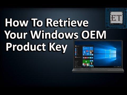 windows 8 key bios