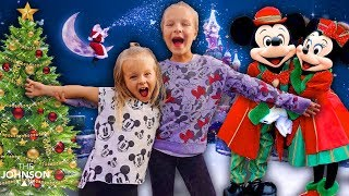 ❄️ DISNEYLAND FIRST DAY OF CHRISTMAS! *SPECIAL* 🎄