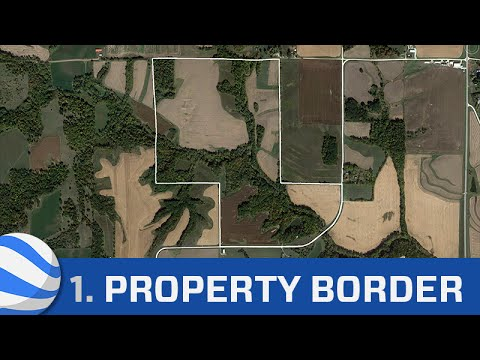 Google Earth Tutorial Part 1: Tracing a Property Border