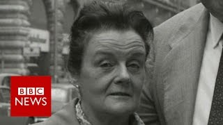 Clare Hollingworth: Breaking the news of World War Two - BBC News