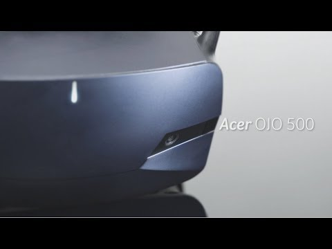 Hands-on with the Acer OJO 500 Windows Mixed Reality Headset | Acer