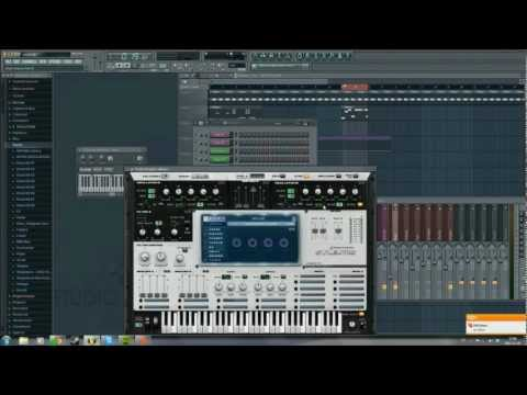 Tutorial: How to make a dirty powerful electro house bass in Sylenth1