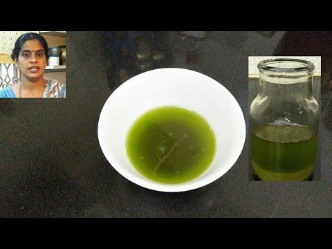Oil for dandruff  Anti dandruff oil preparation Home made hair oil to prevent hair fall & dandruff