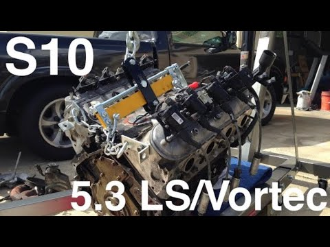 LS S10 V8 Swap Part 14: Its On The Road!!!