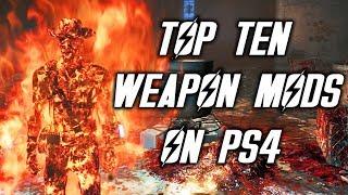 Fallout 4 Skillzerk Weapons Pack Showcase