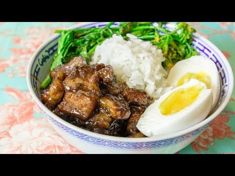 Braised Pork Belly Recipe -  Easy Braised Pork Belly Recipe in a Pressure Cooker