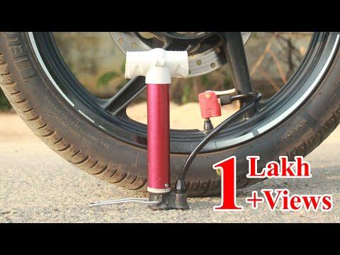 How To Make Mini Air Pump