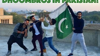 DHOOMBROS IN PAKISTAN! - ShehryVlogs # 72
