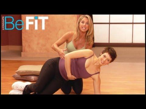 Pregnancy Workout: 1st & 2nd Trimester Toning- Denise Austin