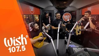 "Hale performs ""Alon"" LIVE on Wish 107.5 Bus"