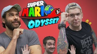 MOON MASTERS • Super Mario Odyssey Gameplay