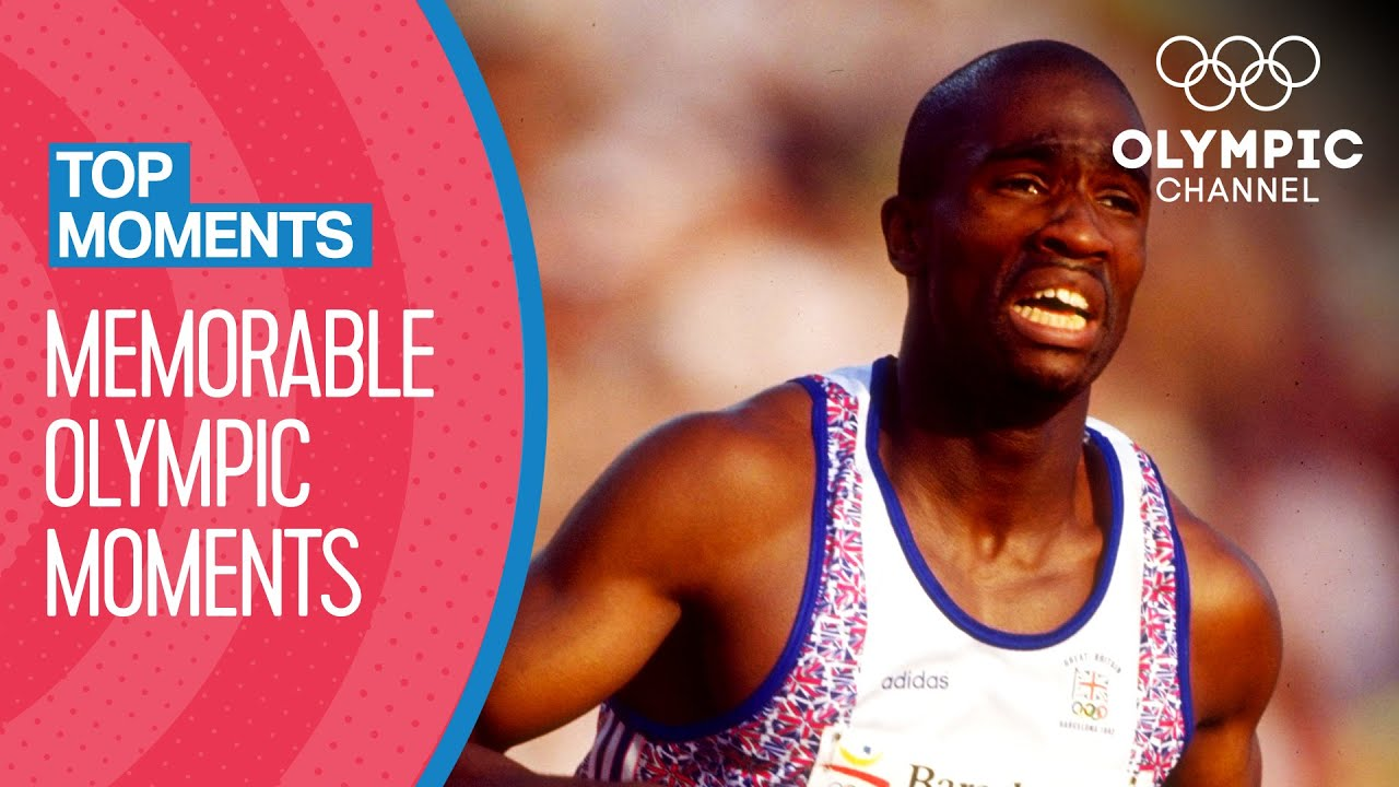 10 Of The Greatest Olympic Moments Ever   Top Moments