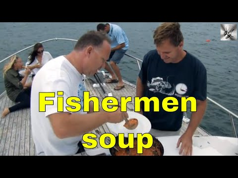 Seafood Stew (fisherman's soup) by The Hook and The Cook