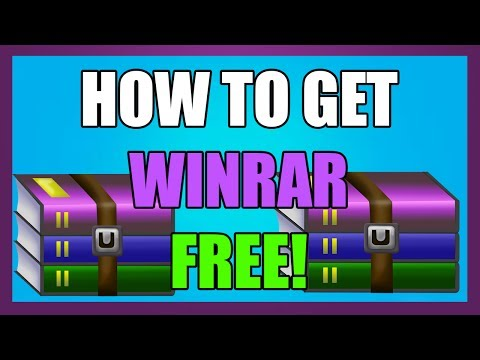 How To Get WinRAR For FREE Including Premium! - (Working 2017)