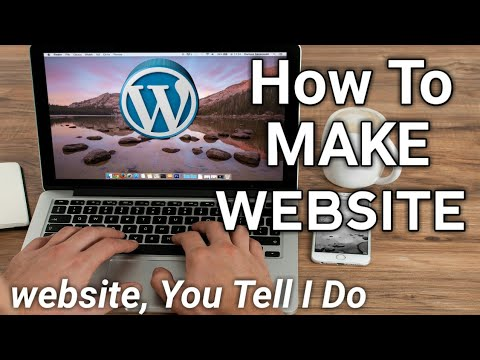How To Create A Website for Free | Make your Own Wordpress Website