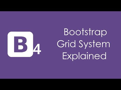 Introduction To Bootstrap Grid - Bootstrap 4 Grid Explained