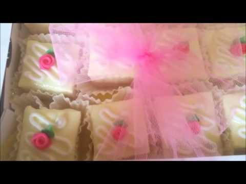 Fairy Cakes by Esther -Petit fours