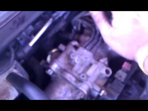 Throttle Body Leak DSM