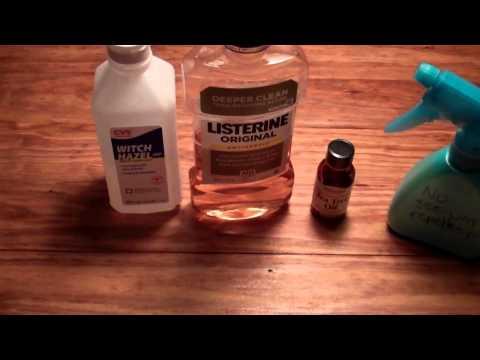 Effective, Homemade No-See-'Em Repellent!