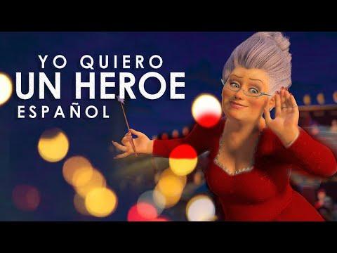 Xxx Mp4 YO QUIERO UN HEROE EN ESPAÑOL 💖 Shrek 2 Cover Vicky Gadán 3gp Sex