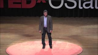 Water to Developing Countries | Richard Greenly | TEDxOStateU