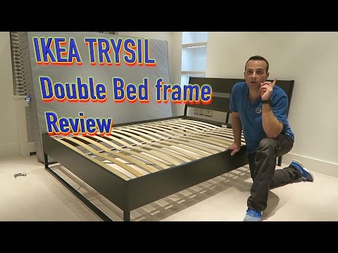 IKEA Trysil Double bed frame review