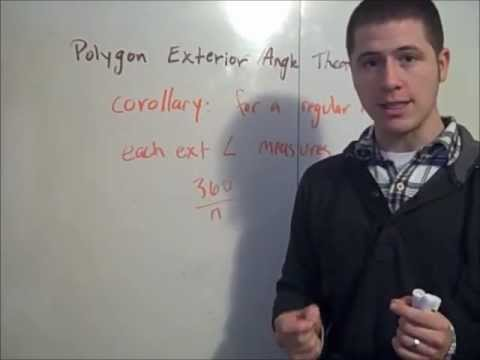 Polygon Exterior Angle Sum Theorem