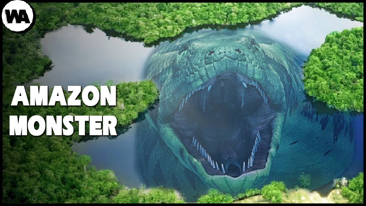Why Does the Amazon River Create Monsters?