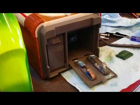 Leaky Battery ruin your tool or toy? Fit it easy... Watch this...
