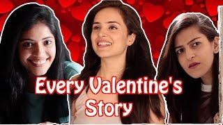 Every Valentine's Story | Simran Dhanwani