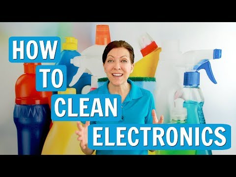 How to Clean Computer Screens, Tablet Screens & Smartphones